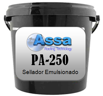 Sellador Assa Roof Sealer Canal Gesby4
